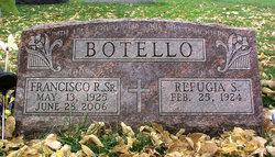 "Francisco R ""Frank"" Botello, Sr"