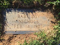 Baby Boy Nichols
