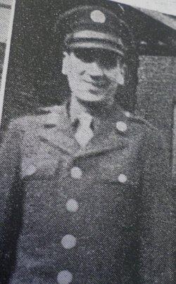 Pvt Edward F Duffy