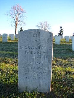 Margaret C Delaney