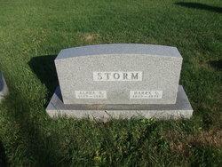Alpha R. <I>Fling</I> Storm