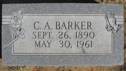 Clarence Andrew Barker