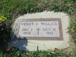 Violet A. Wallace