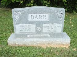 "Elizabeth ""Betty"" <I>Hutchens</I> Barr"