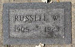 Russel Wellington Carlson