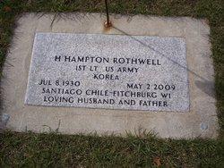 Henry Hampton Rothwell