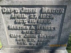 Capt John Macon
