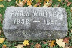 Phila <I>West</I> Whitney