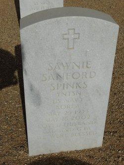 Sawnie Sanford Spinks