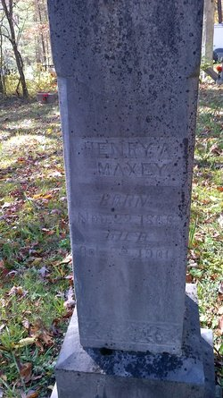 Henry A. Maxey