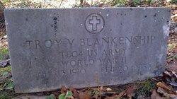 Troy V Blankenship