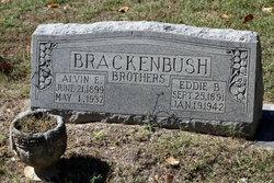 """Edmond B. """"Eddie"""" Brackenbush"""