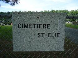 Cimetière de Saint-Elie-d'Orford