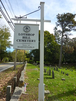 Lothrop Hill Cemetery