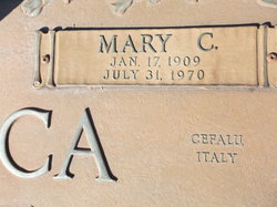 Mary <I>Cascio</I> Modica