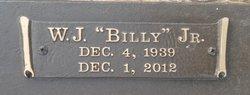"""Willie Joe """"Billy"""" Bufkin, Jr"""