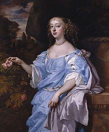Lady Charlotte Jemima Henrietta Maria <I>Fitzroy</I> Paston