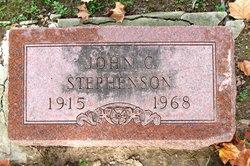 John C. Stephenson