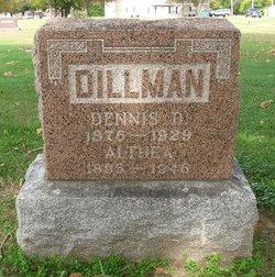 Dennis David Dillman