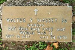 Walter S. Massey, Sr