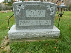 Ellen Agnes <I>Jarvis</I> Dow