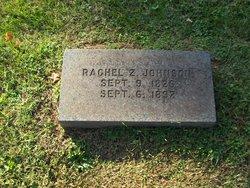 Rachel Z Johnson