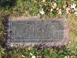 """Pauline """"Lena"""" <I>Welk</I> Bitzer"""