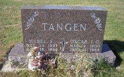 Mabel Sophie <I>Thompson</I> Tangen