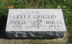 Levi Frederick Grigsby