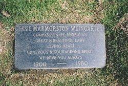 Jessie <I>Marmorston</I> Weingarten