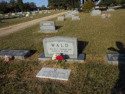 SSGT Weldon William Wald