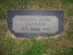 Preston Jenne Cannon