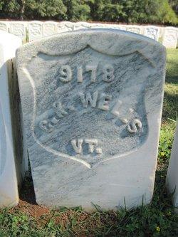 Pvt Charles K. Wells