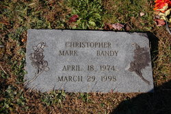 Christopher Mark Bandy