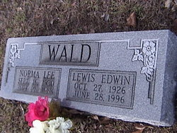 Lewis Edwin Wald