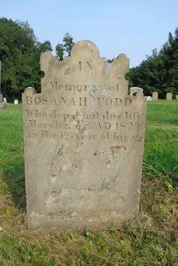 Rosanah Todd