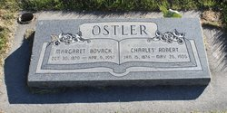 Margaret <I>Boyack</I> Ostler
