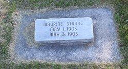 Maurine Strong