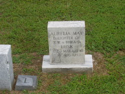 Aurilla May Lusk