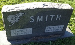 Phyllis Louise <I>Porter</I> Smith