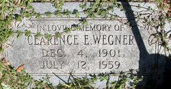 Clarence E Wegner