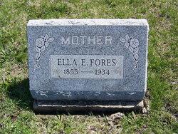 Ella E. Fores