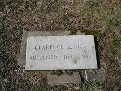 Clarence Edward Rice