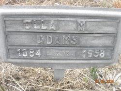 Ella M Adams
