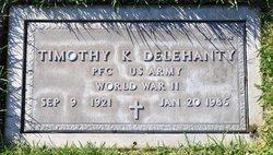 Timothy K Delehanty