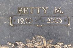 Betty Marie <I>Welch</I> Barrick