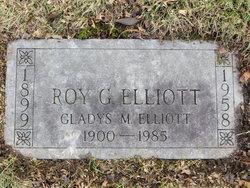 Gladys Irene <I>Myers</I> Elliott