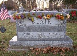 Viola M <I>Ferguson</I> Blair