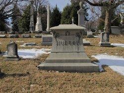 Eliza B <I>Terrill</I> Hudson