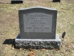 Doris E. <I>Stone</I> Andrews